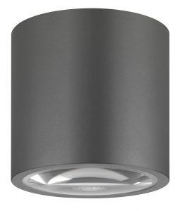 Deckenleuchte mit Lupenglas Typ 065
