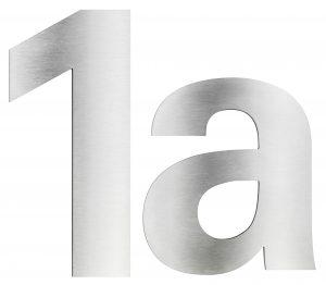 Hausnummer 1a
