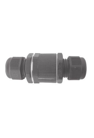 Verbindungsmuffe 3-polig IP68 Typ 0151