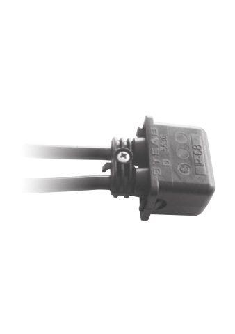 Verbindungsmuffe 2-polig IP68 Typ 0152